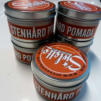 Sivletto Stenh�rd pomada in the group Hair and skincare / Pomade / Extra hard pomade at Sivletto (w4261)