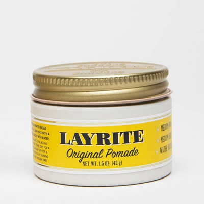 Layrite Original Hold Mini 1oz in the group Hair and skincare / Pomade / Travel size at Sivletto - Skylark AB (w4314)