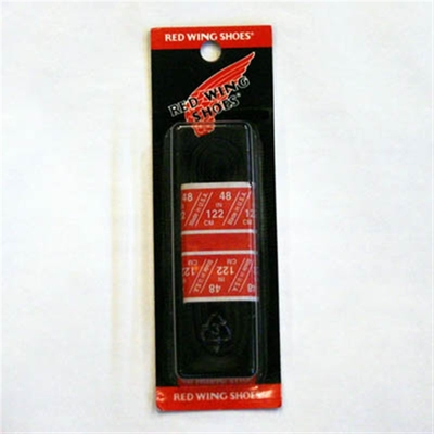 Red Wing Black Shoe Laces in the group Made in USA at Sivletto (w4326)