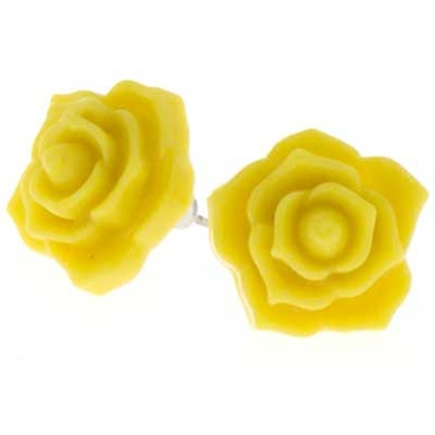 Yellow rose large in the group Clearance / Women / Misc at Sivletto (w4508)