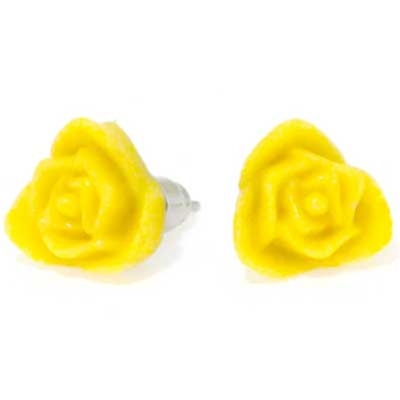 Yellow rose small in the group Clearance / Women / Misc at Sivletto (w4510)