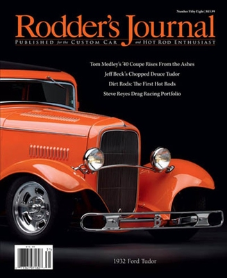 Rodder's Journal issue 58 in the group Magazines / Vehicles at Sivletto (w4556-58)