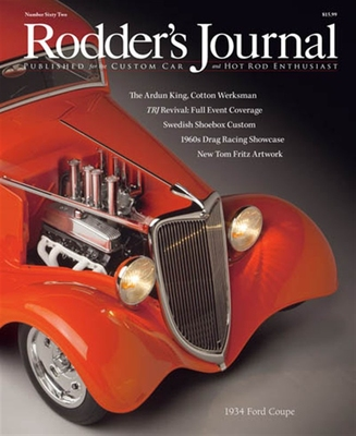 Rodder's Journal issue 62 in the group Magazines / Vehicles at Sivletto (w4556-62)