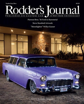 Rodder's Journal issue 63 in the group Magazines / Vehicles at Sivletto (w4556-63)
