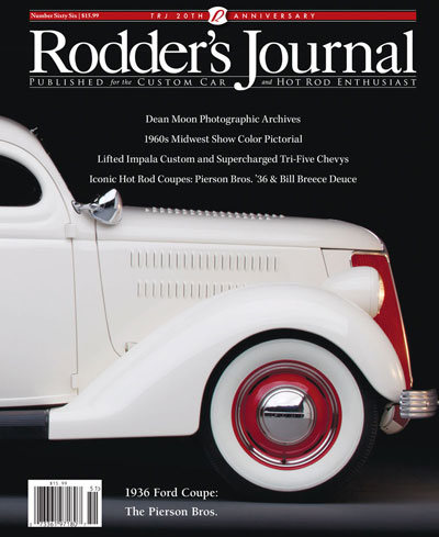 Rodder's Journal issue 66 in the group Clearance / Misc at Sivletto - Skylark AB (w4556-66)