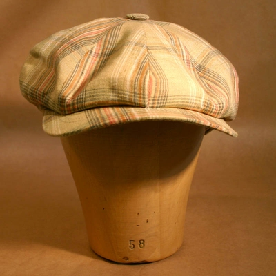 Wigéns Picnic Newsboy cap in the group Clearance / Men / Headwear at Sivletto (w4744)