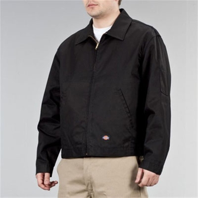Dickies Unlined Eisenhower jacket black in the group Clearance / Men / Jackets at Sivletto - Skylark AB (w4787)