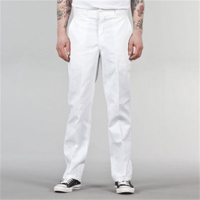 Dickies 874 Work pant white in the group Men / Mens Pants at Sivletto (w4799)