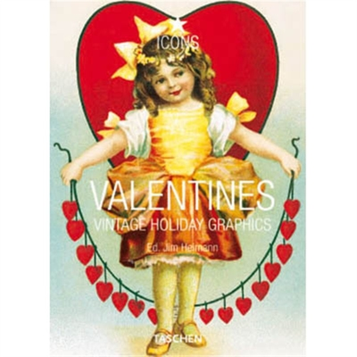 Valentines vintage graphics in the group Books / Lifestyle at Sivletto - Skylark AB (w4887)