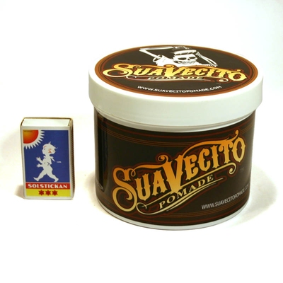 Suavecito original pomade big tub in the group Grooming / Pomade / Big tubs at Sivletto - Skylark AB (w5144)