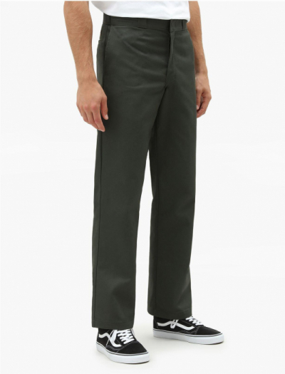 Dickies 874 Work pant Olive green in the group Men / Mens Pants at Sivletto (w5427)