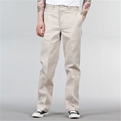 Dickies 874 Work pant Stone in the group Men / Mens Pants at Sivletto (w5433)