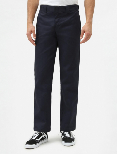 Dickies 873 Slim straight dark navy in the group Men / Mens Pants at Sivletto (w5475)