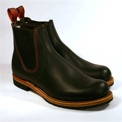 Style No. 2918 Chelsea Black in the group Clearance / Men / Shoes at Sivletto (w5556)