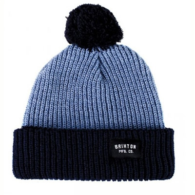 Brixton Roy denim/navy hat in the group Clearance / Men / Headwear at Sivletto (w5567)