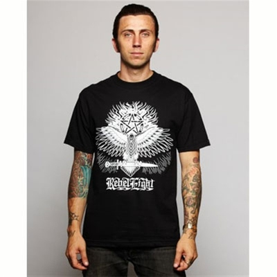 Rebel8 Death hawk tee in the group Clearance / Men / T-shirts at Sivletto - Skylark AB (w5618)