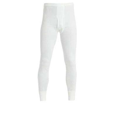 Resteröds Classic Long Johns White in the group Men / Undergarments at Sivletto (w5721)