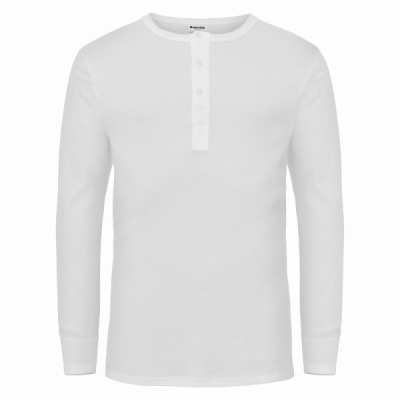 Resteröds Grandpa Shirt Original White in the group Men / Undergarments at Sivletto (w5726)