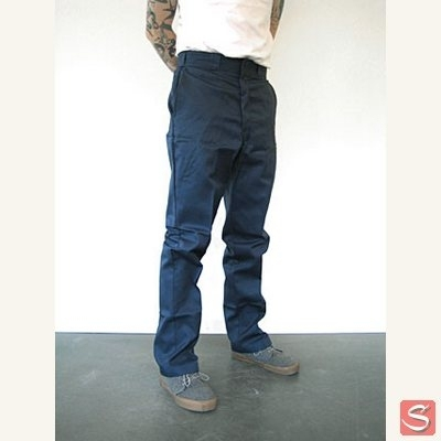 Dickies 874 Work Pant Navy Blue in the group Clearance / Men / Pants at Sivletto - Skylark AB (w576)