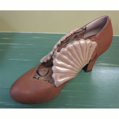 Goddess Tan shoe in the group Clearance / Women / Women Shoes at Sivletto (w5766)