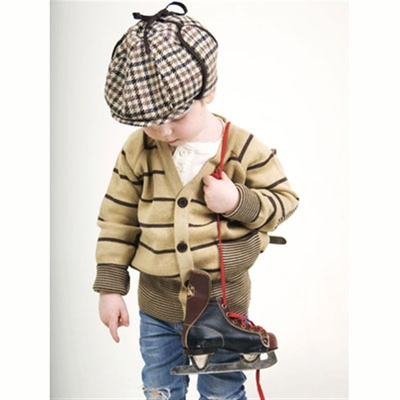 CTH Torsten kids cap in the group Kids / Accessories at Sivletto (w5868)