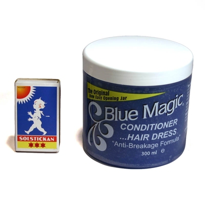 Blue Magic Conditioner Hair Dress in the group Hair and skincare / Pomade at Sivletto (w6010)
