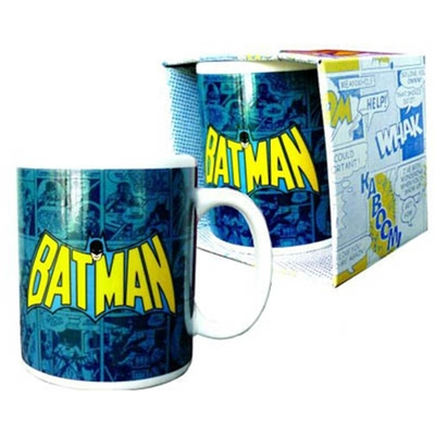 Batman mug in the group Home and stuff / Kitchen & edibles at Sivletto (w6044)