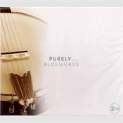 Purely... Bluegrass in the group Misc / Music / CD at Sivletto (w6107-b)