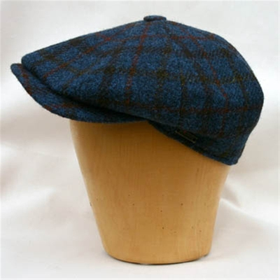 WigÚns Darmody Wool Cap in the group Men / Headwear / Flat caps at Sivletto (w6124)