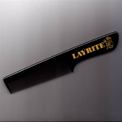 Layrite comb in the group Hair and skincare / Combs at Sivletto - Skylark AB (w6170)
