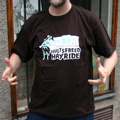 Hultsfreed Hayride t-shirt in the group Clearance / Men / T-shirts at Sivletto - Skylark AB (w6226)