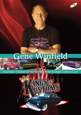 Kings of Kustoms - Gene Winfield DVD in the group Misc / DVD / Vehicles at Sivletto (w6272)