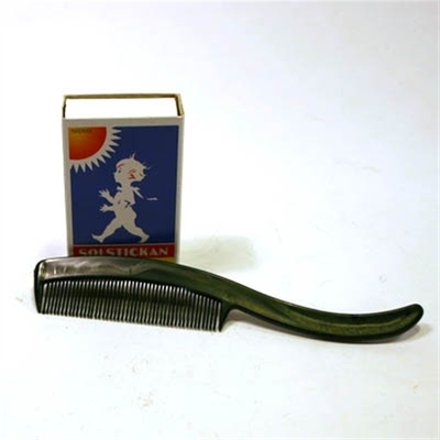 Col Conk Mini Moustache Comb in the group Hair and skincare / Combs at Sivletto - Skylark AB (w6277)