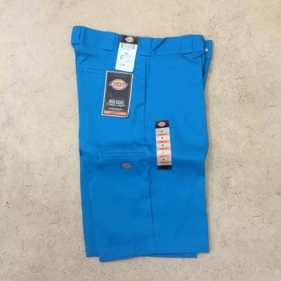 Dickies Work Shorts Multi pocket pacific blue in the group Men / Shorts at Sivletto (w6364)