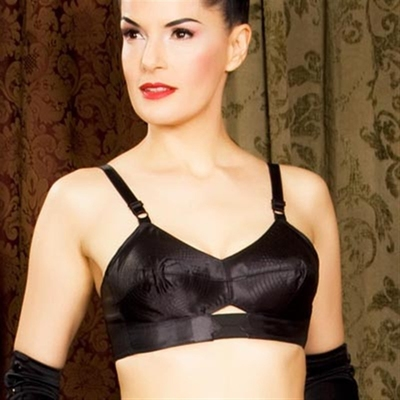 Maitresse Bullit Bra Black in the group Clearance / Women / Misc at Sivletto - Skylark AB (w637)