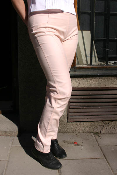 Dawn Trousers Skin in the group Clearance / Women / Pants at Sivletto - Skylark AB (w6405)
