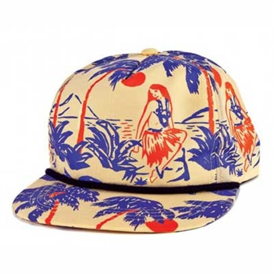 Brixton Henshaw Luau cap in the group Clearance / Men / Headwear at Sivletto (w6441)