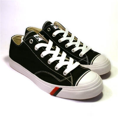 Royal Lo Black/White Canvas in the group Clearance / Men / Shoes at Sivletto (w6657)