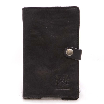 Nic & Mel iPhone wallet black in the group Clearance / Men / Misc at Sivletto (w6739)