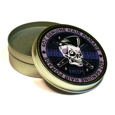 Kustom Kreeps Death Grip pomade in the group Hair and skincare / Pomade at Sivletto - Skylark AB (w6909)