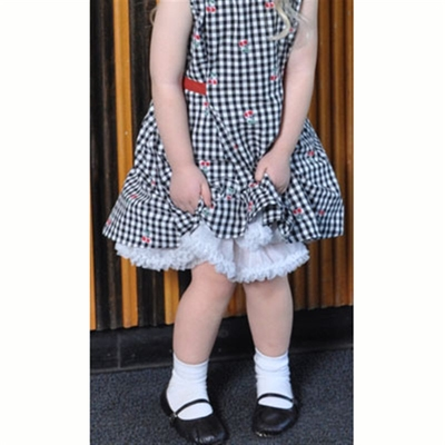 Loretta Tulle Skirt in the group Clearance / Kids at Sivletto - Skylark AB (w7341)