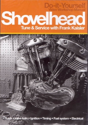 Shovelhead Tune & Service DVD in the group Misc / DVD / Vehicles at Sivletto (w7524)