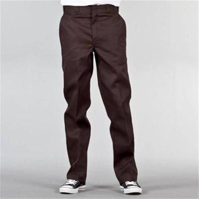 Dickies 874 Work pant brown in the group Men / Mens Pants at Sivletto (w753)