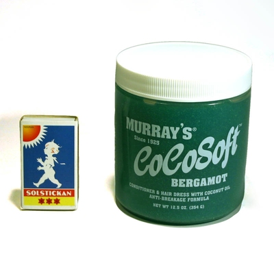 Murray's Cocosoft Bergamot in the group Hair and skincare / Pomade / Oil based pomade at Sivletto - Skylark AB (w7571)