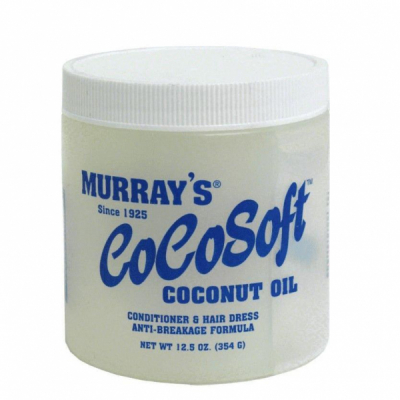 Murray's Cocosoft Coconut Oil in the group Hair and skincare / Pomade / Soft pomade at Sivletto - Skylark AB (w7573)