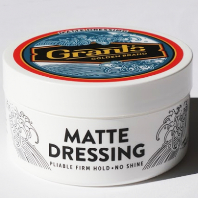 Grant's Matte Dressing in the group Hair and skincare / Pomade / Water soluble pomade at Sivletto - Skylark AB (w7955)