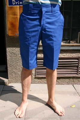 Dickies Work Shorts Royal Blue in the group Men / Shorts at Sivletto (w7978)