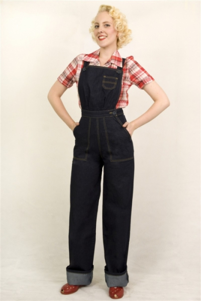 Freddies of Pinewood Dungaree Dolls in the group Clearance / Women / Pants at Sivletto (w8104)
