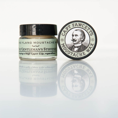 Captain Fawcett's Moustache Wax Ylang Ylang Moustache Wax in the group Hair and skincare / Mustache and beard / Mustache Wax at Sivletto - Skylark AB (w8172)