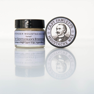 Captain Fawcett's Moustache Wax Lavender in the group Hair and skincare / Mustache and beard / Mustache Wax at Sivletto - Skylark AB (w8174)